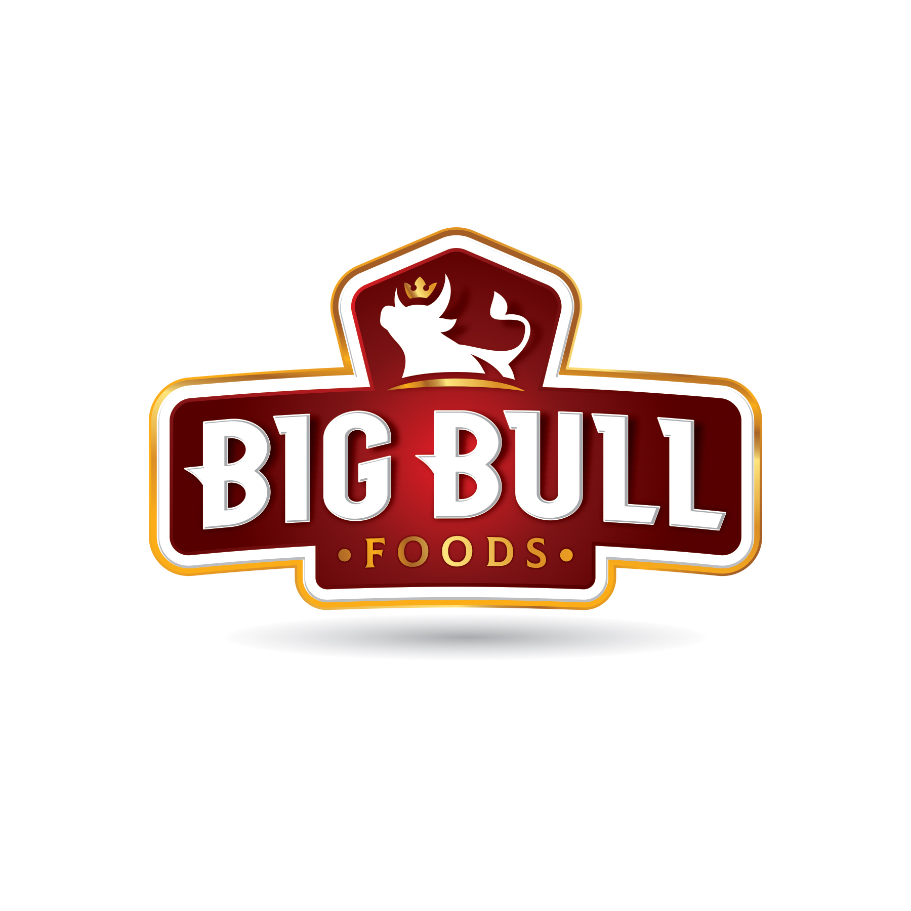 Big Bull logo design