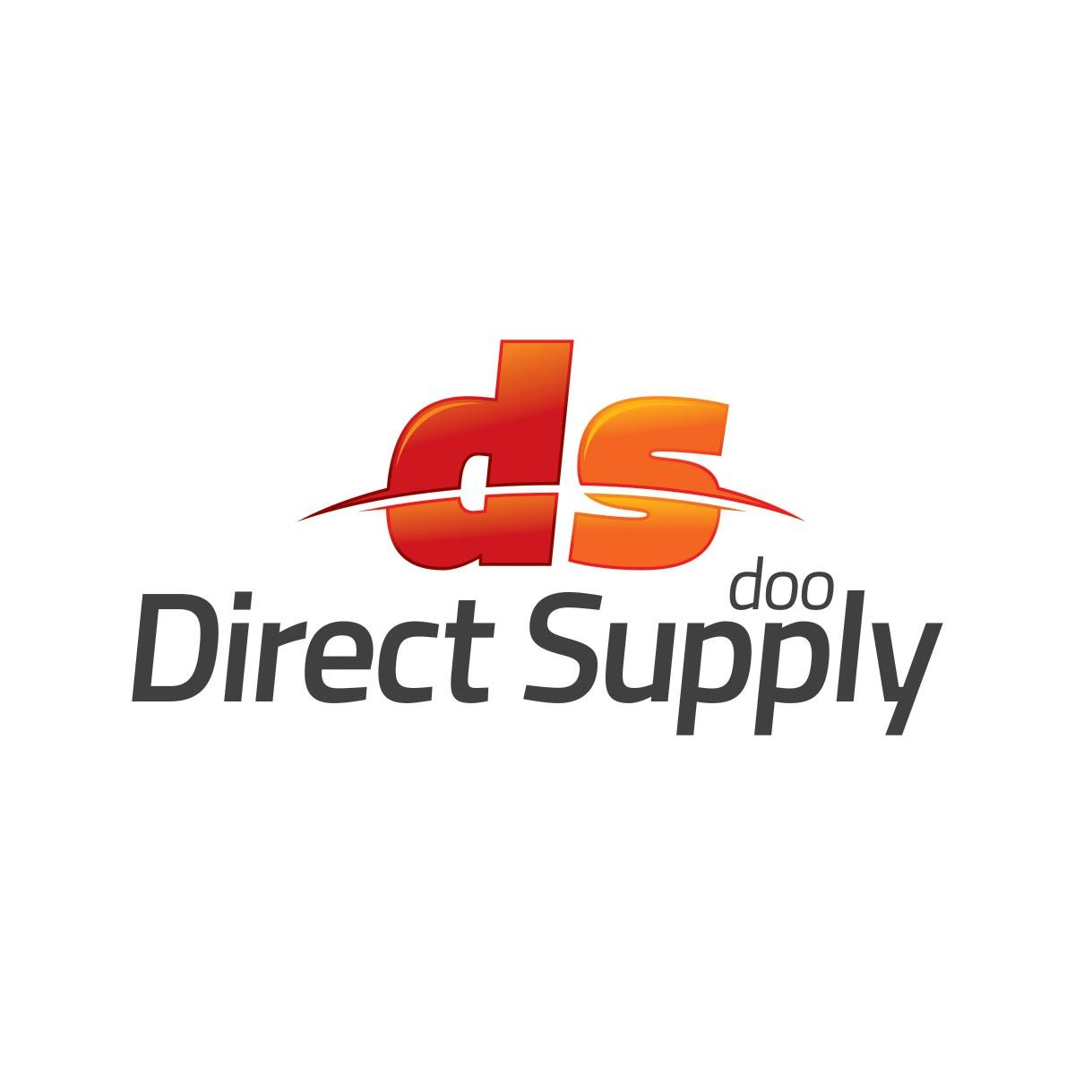 Direct Supply logo design