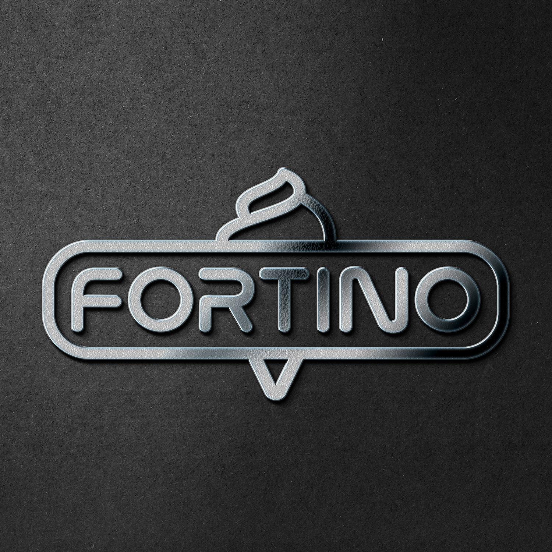 Fortino logo design