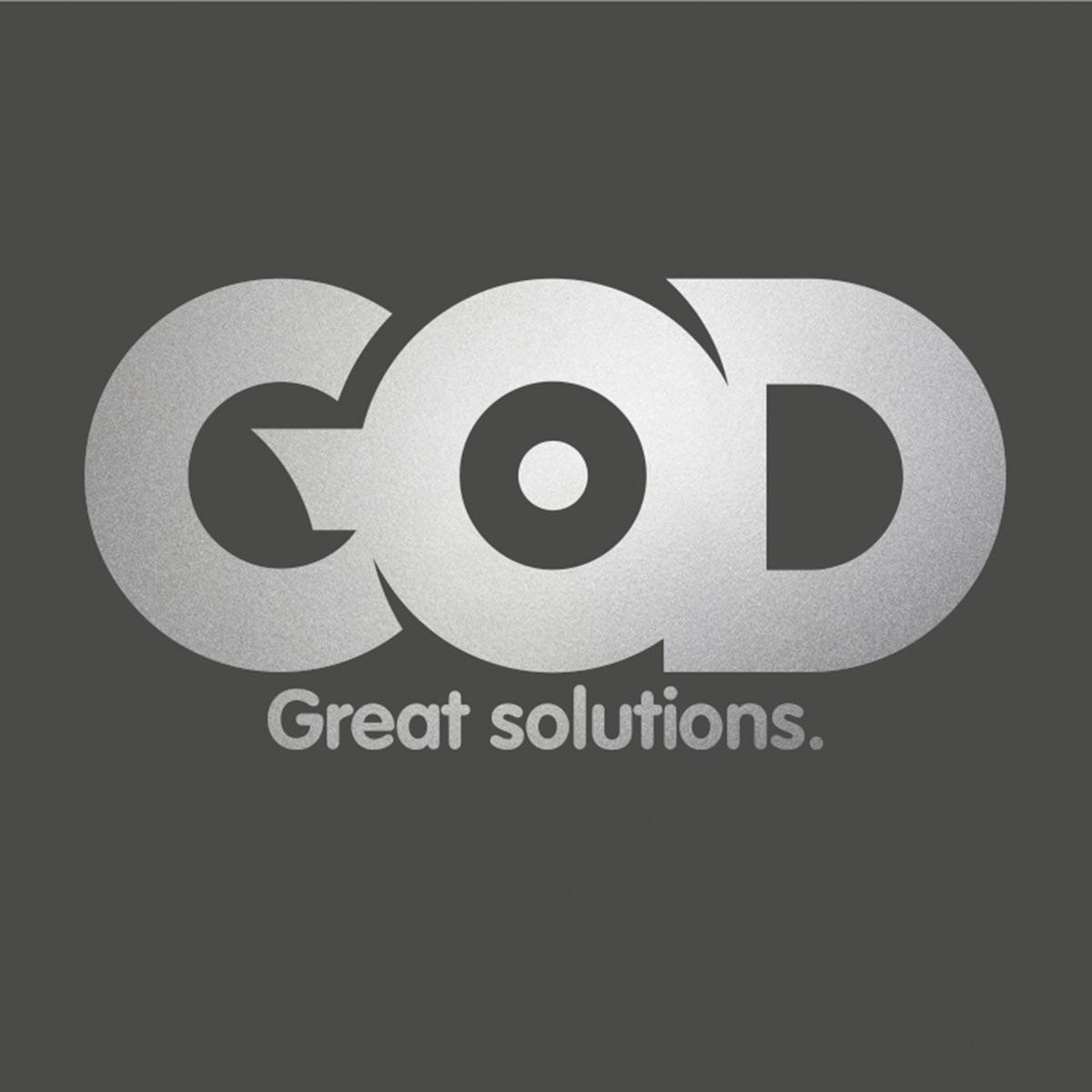 GOD transport logo