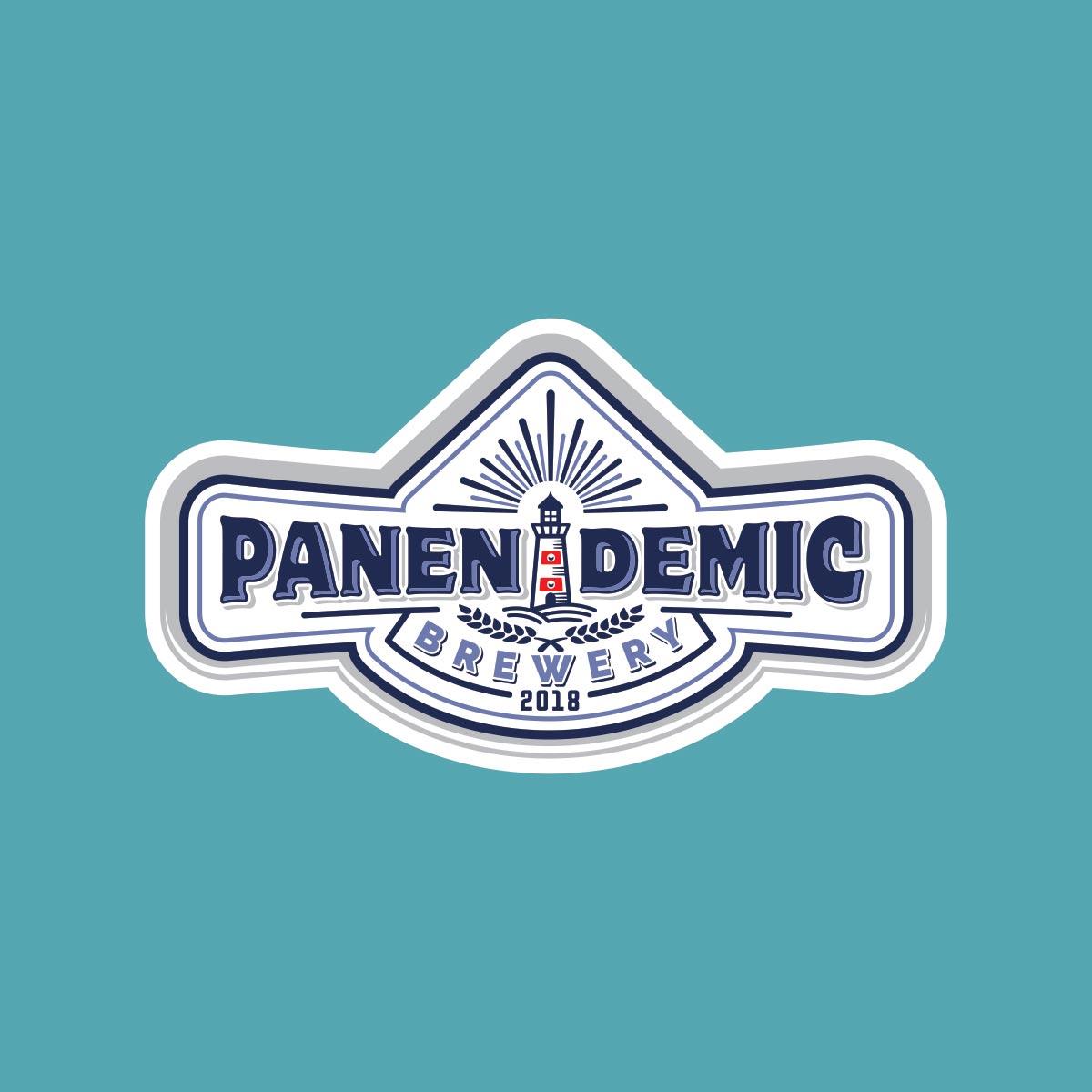 Panendemic Brewery logo