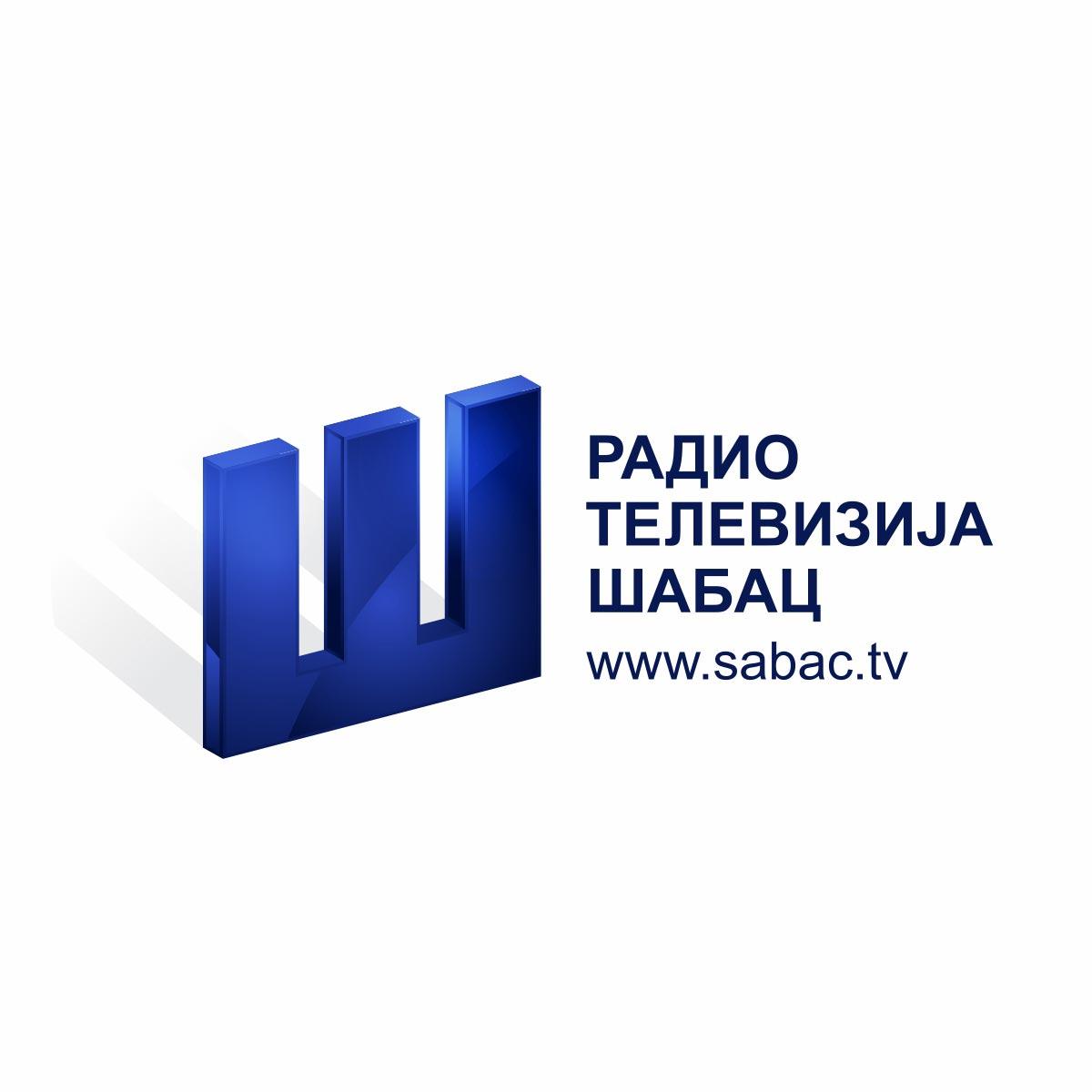 RTV Šabac logo design